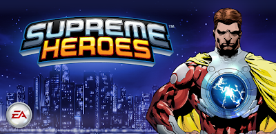 Supreme Heroes: Card RPG apk