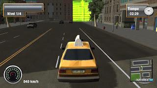 New Taxi Racing