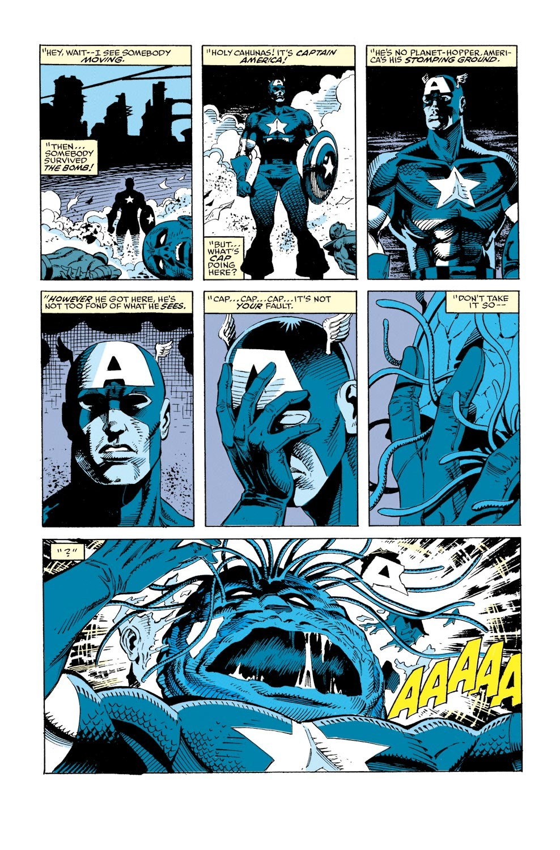 Captain America (1968) Issue #398 #331 - English 4