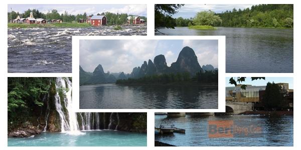 5 Sungai Terbersih di Dunia