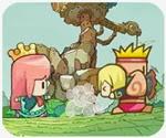 Công chúa giải cứu hoàng tử, game van phong