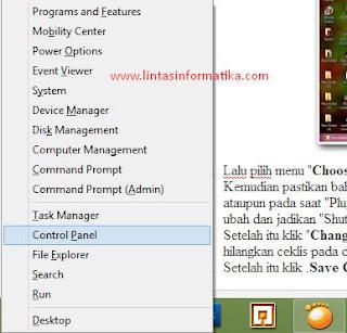 Mengatasi Komputer Tidak Bisa Shutdown di Windows 8