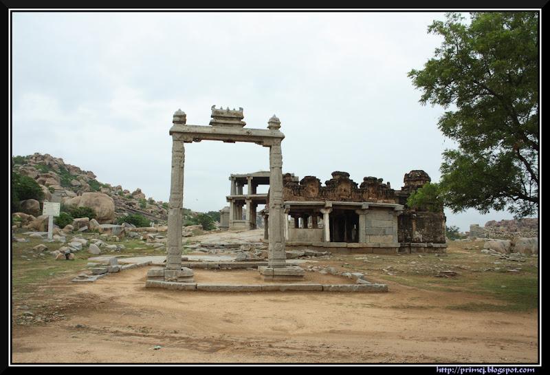 King's Balance, Vittala Temple