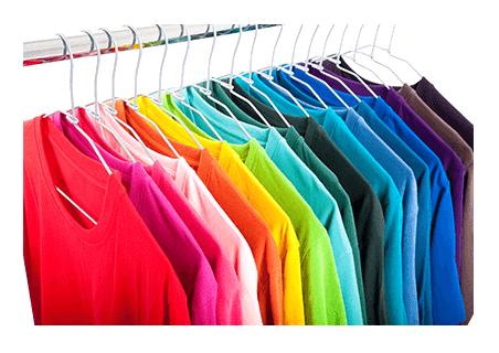 magliette con Coloreria Italiana