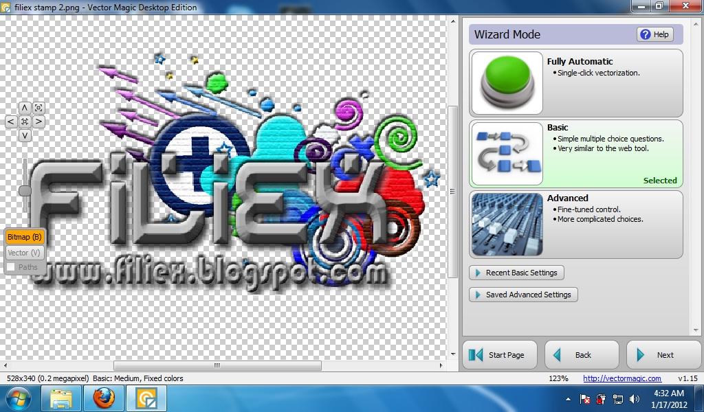 vector magic desktop edition 1.15 crack serial numbers