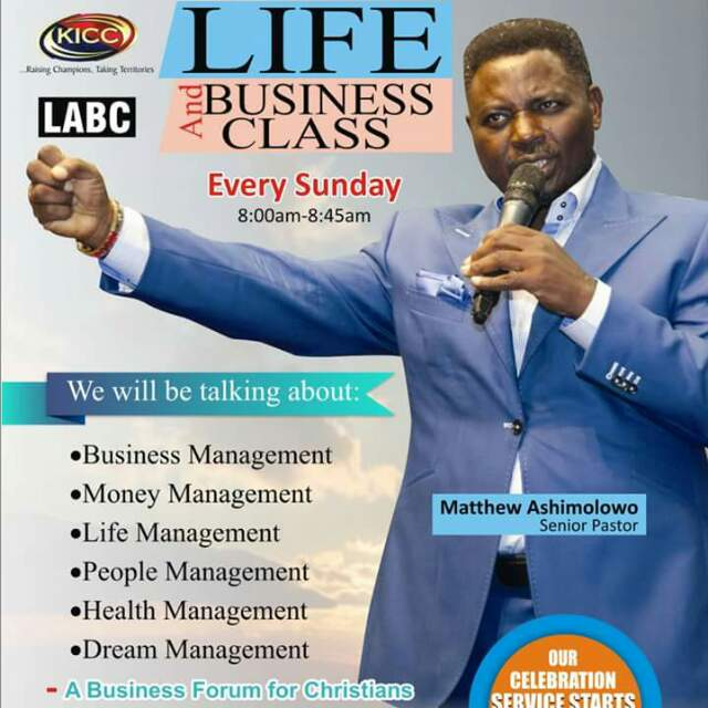 Life Business Class at KICC
