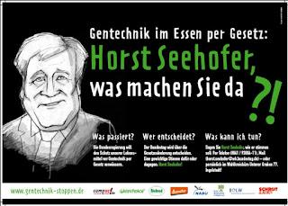 Bildquelle: politikprofiler.blogspot.de - Monsanto Genmais macht nachweislich erst fett, dann krank