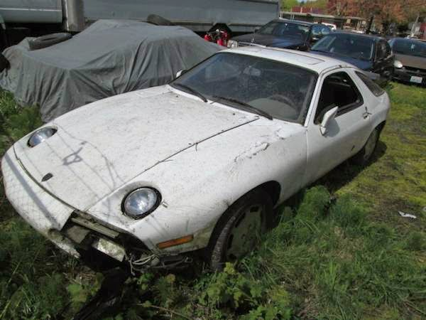 Restoration Project Cars: 1983 Porsche 928 Restoration ...