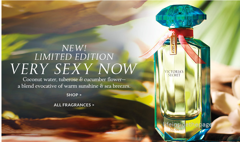 Victoria's Secret | Very Sexy Now | Limited Edition Fragrance