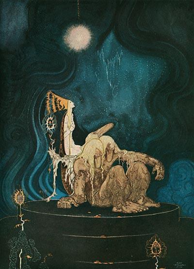 'Sun Moon Stars' Kay Nielsen