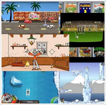 download flash game Crazy Crossings Gratis