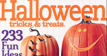 Vintage Seance Better Homes And Gardens Halloween Issue