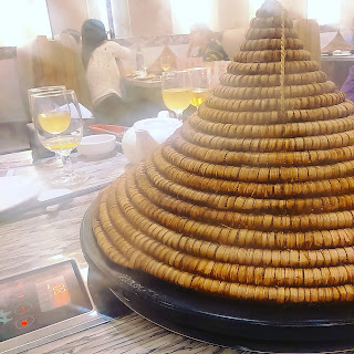 【食】暖暖冬至*潮福蒸氣石鍋