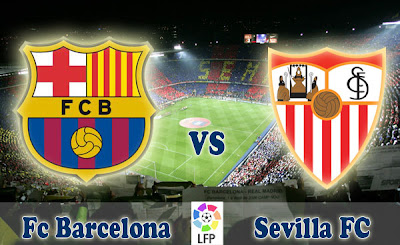 Sevilla dikalahkan Wasit Saat Bertandang ke Barcelona