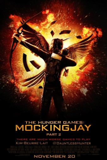 The Hunger Games Mockingjay Part 2 2015 720p HDTS 1GB