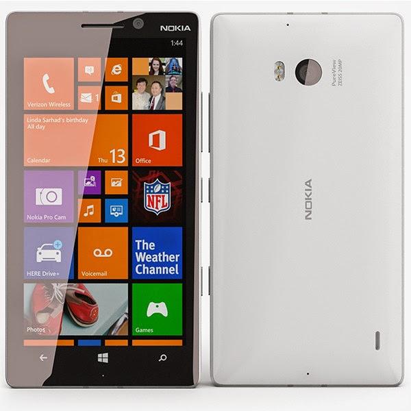 Spesifikasi Nokia Lumia 930, Smartphone Nokia Terbaru Dengan Kamera 20 MP