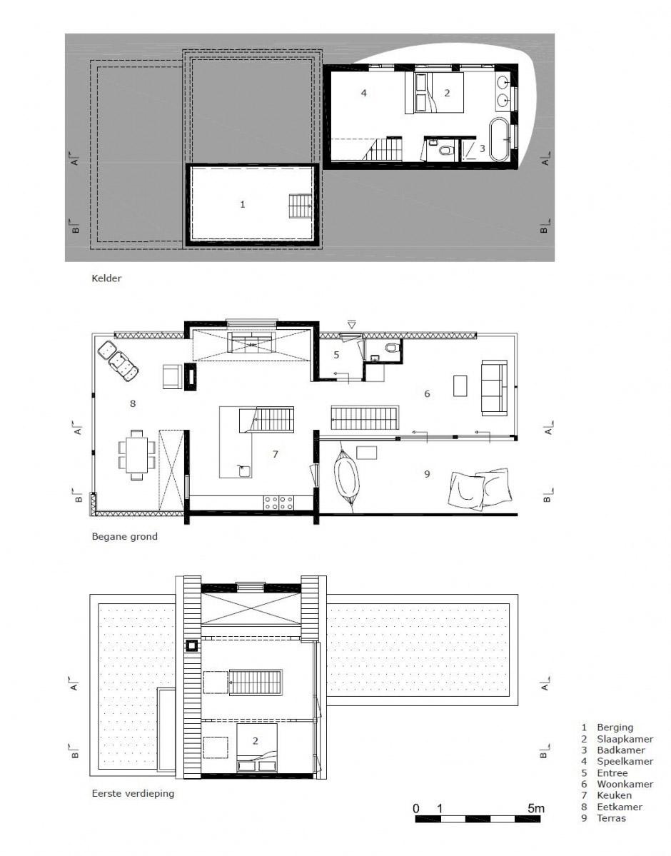 plano planta de casa