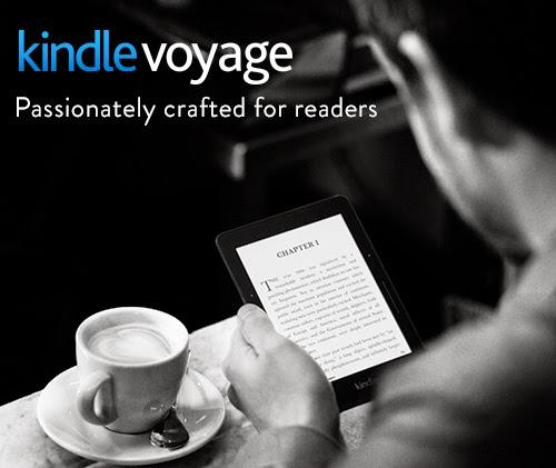 Amazon Kindle Voyage