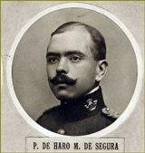 Capitán Pedro de Haro Melgares de Segura