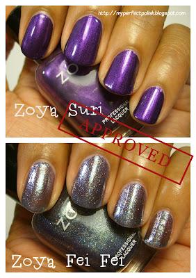 Zoya Fall 2012