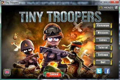 Tiny Troopers Prophet PC Gameplay