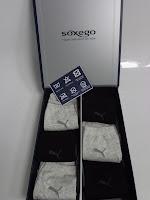 Socken-Box, personalisiert, Geschenk