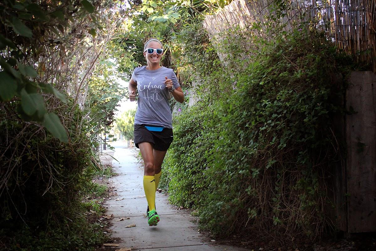 SPIbelt while running
