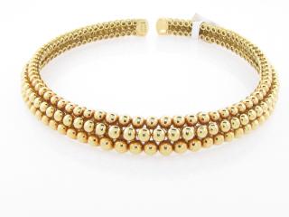 Gold Choker Necklace