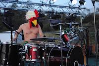 HELLNAW Drummer Wren Fenton