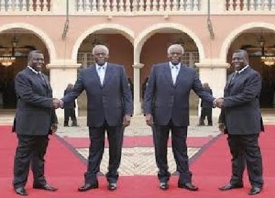 MILITARES GUINEENSES (IN)DIGNAM O MPLA