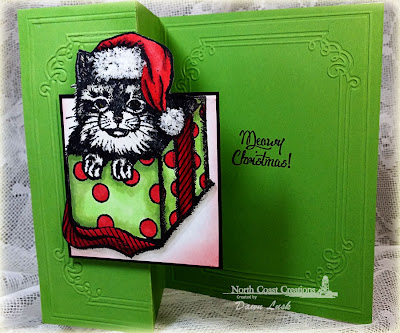 Stamps - North Coast Creations Santa Claws