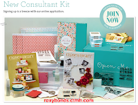 2015 Close to My Heart New Consultant Kit- $129