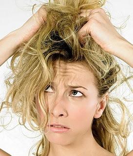 de cabelo cuidados