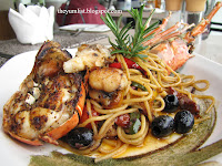 where to eat in Langkawi, restaurant, seafood