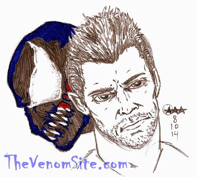Follow OrionSTARB0Y on DeviantART, Tumblr, and Twitter for more Venom and symbiote fan art