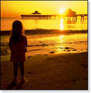 Mentari Ku Jadi Sunset