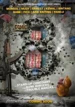 Free Download Comic 8 (2014) - TVRip 420MB