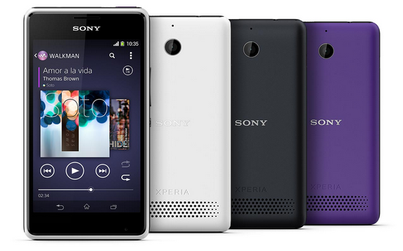 Harga Sony Xperia E1 D2005 Terbaru