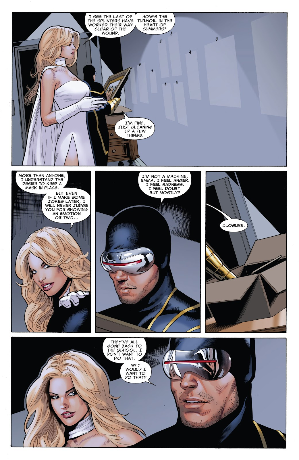 Uncanny X-Men (1963) Issue #544 #572 - English 20