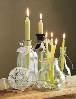 The candles are a hit every time and Christmas are a classic that can not be missed under any circumstances