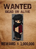 WANTED OF 'VILLANOS' Wanted-poster