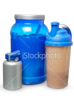 Suplements alimentosos de nutrició deportiva