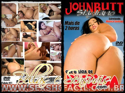 DVD Que Delicia de Bunda - Buttman