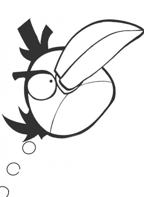 mighty eagle coloring pages - photo#15