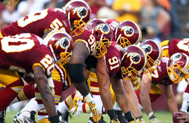 Washington Redskins.10° equipe mais valiosa do mundo