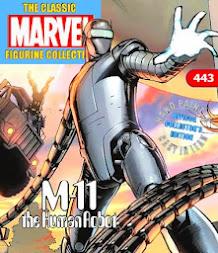 M-11 the Human Robot