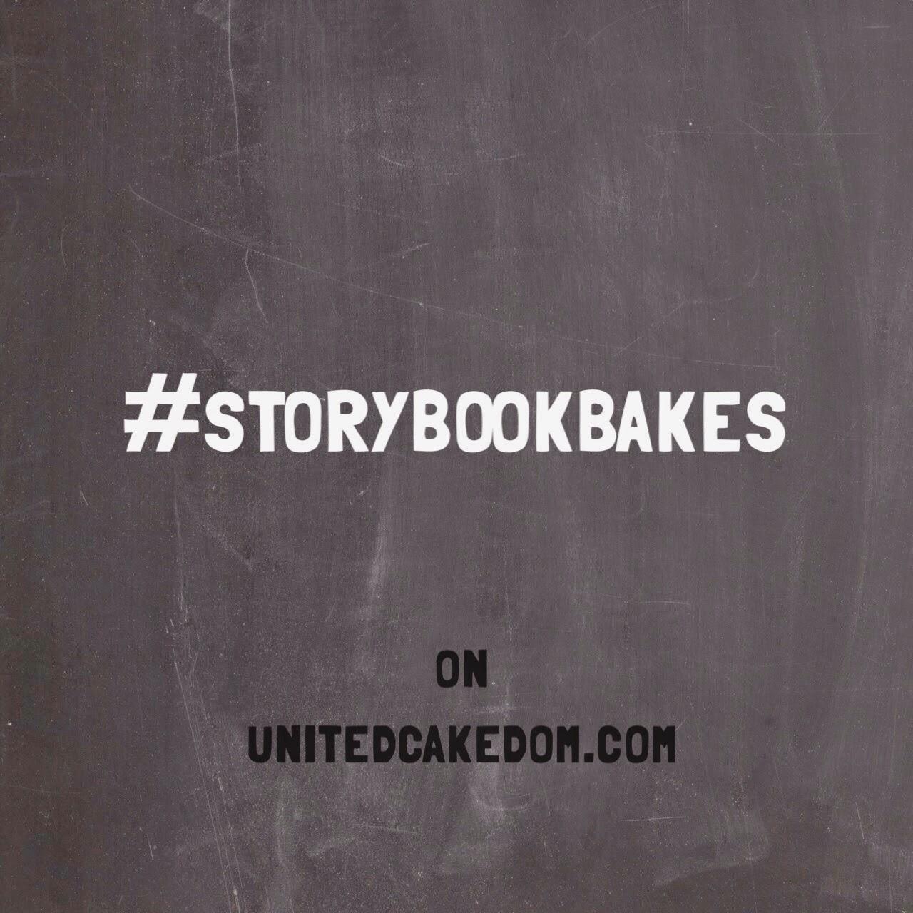#storybookbakes