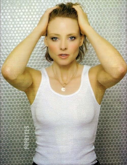 Gays Famosos Assumidos - Jodie Foster