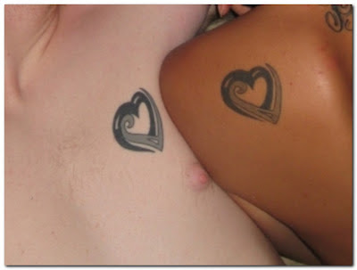 Tattoo japrak for Love tattoo designs for couples