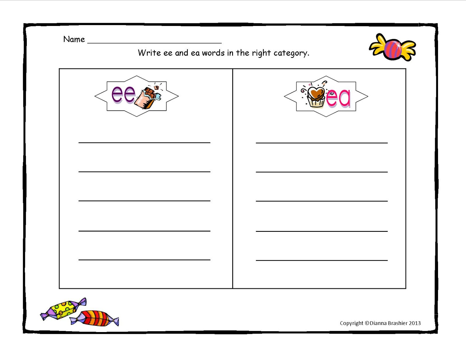 worksheet Ee Ea Worksheets ea worksheets praradio words with ee and worksheet on short e ea
